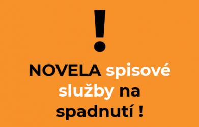 Novela o spisové službě a archivnictví na spadnutí – atest a povinnost eSSL